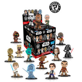 Figura Mystery Star Wars Exclusive