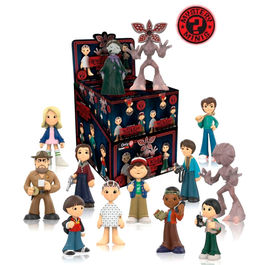 Figura Mystery Minis Stranger Things surtido