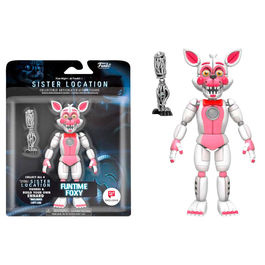Figura Action Five Nights at Freddy's Funtime Foxy Exclusive