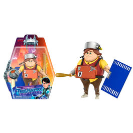 Figura Action Trollhunters Toby Exclusive
