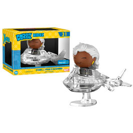 Figura Dorbz Marvel X-Men Storm & Invisible Jet Exclusive