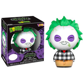 Figura Dorbz Horror Beetlejuice Plaid Shirt Exclusive