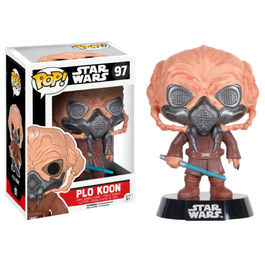 Figura POP Star Wars Plo Koon Exclusive