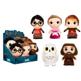 Peluche Harry Potter 18cm surtido