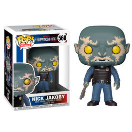 Figura POP Bright Nick Jakoby with Gun