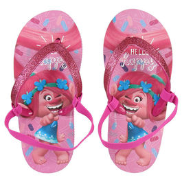 Chanclas Trolls full print