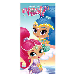 Shimmer and Shine cotton towel
