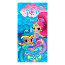 Shimmer and Shine microfiber towel