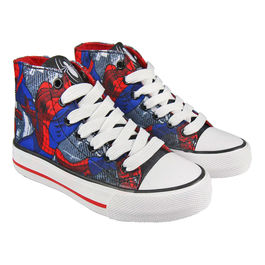 Marvel Spiderman shoe canvas half boot