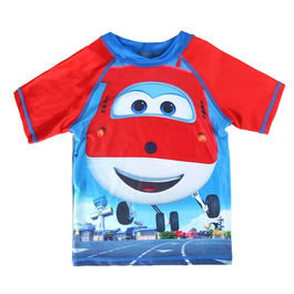 Camiseta baño Super Wings