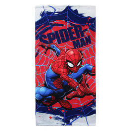 Toalla Spiderman Marvel microfibra