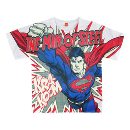 Camiseta Superman DC Comics premium