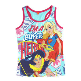 Camiseta Superhero Girls DC Comics