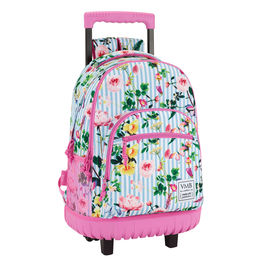Trolley compact Vicky Martin Berrocal Garden 45cm