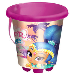 Shimmer and Shine beach bucket