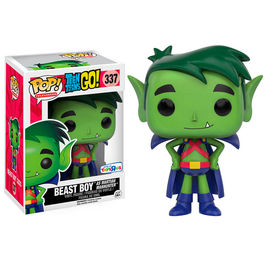 Figura POP! Teen Titans Go! Beast Boy as Martian Exclusive