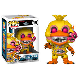 POP figure Five Nights at Freddys Twisted Chica