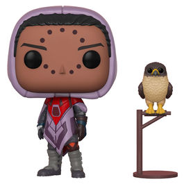 Figura POP! Destiny Hawthorne with Hawk Series 2
