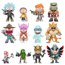 Figura Mystery Rick and Morty Series 2