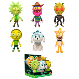 Peluche Rick and Morty soft 18cm surtido