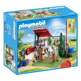 Playmobil Country Cleaning Set for Horses