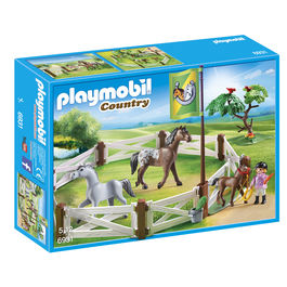 Playmobil Country Doma Competition