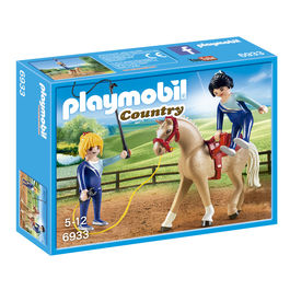 Playmobil Country Horse Trainer