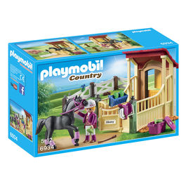 Playmobil Country Arabian Horse with Stable
