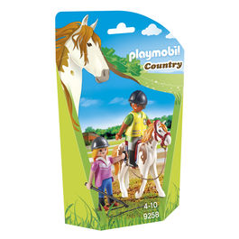 Playmobil Country Riding Master