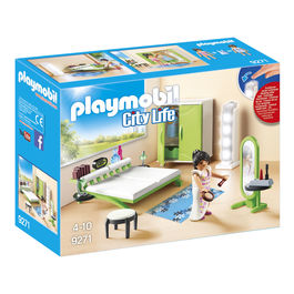 Dormitorio Playmobil City Life