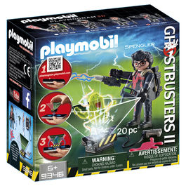 Playmobil Ghostbusters Egon Spengler