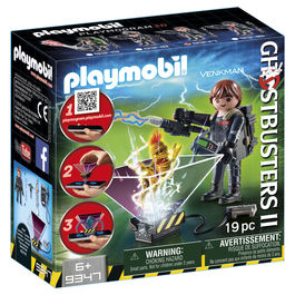 Playmobil Ghostbusters Peter Venkman