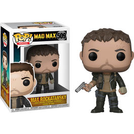 Figura POP Mad Max Fury Road Max with Gun