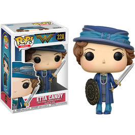 Figura POP DC Wonder Woman Etta Candy with sword & shield