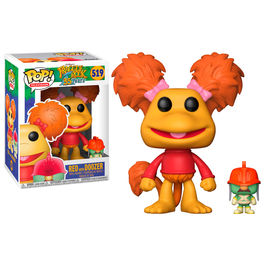 Figura POP! Vinyl Fraggle Rock Red with Doozer