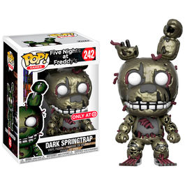 Figura POP Five Nights at Freddy's Dark Springtrap Exclusive