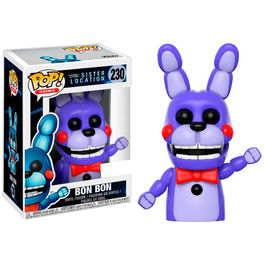 Figura POP Five Nights at Freddy's Sister Location Bon Bon Exclusive