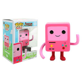 Figura POP Adventure Time BMO Pink Exclusive