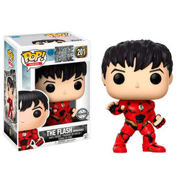 Figura POP DC Justice League Unmasked Flash Exclusive