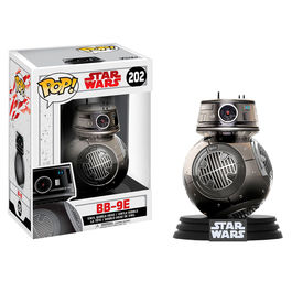 Figura POP Star Wars Episode VIII The Last Jedi BB-9E Exclusive