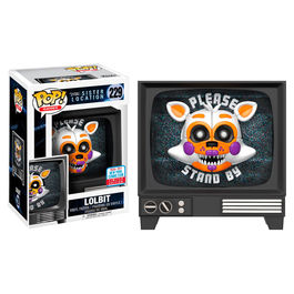Figura POP Five Nights at Freddy's Sister Location Lolbit NYCC 2017 Exclusive