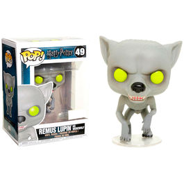 Figura POP Harry Potter Remus Lupin Werewolf Exclusive