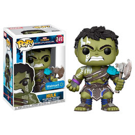 Figura POP Marvel Thor Ragnarok Gladiator Hulk without Helmet Exclusive