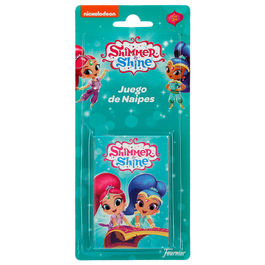 Shimmer and Shine game card deck