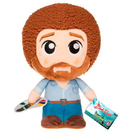 Peluche Bob Ross soft