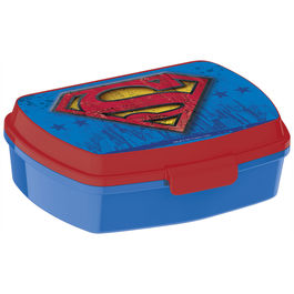 Sandwichera Superman DC Comics