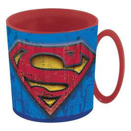 Taza Superman DC Comics microondas