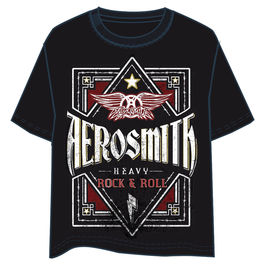 Camiseta Aerosmith Heavy adulto