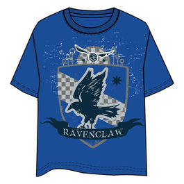 Camiseta Ravenclaw Harry Potter adulto