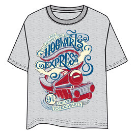 Camiseta Hogwarts Express Harry Potter adulto